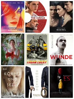 der cineast Filmblog Kinovorschau September 2017