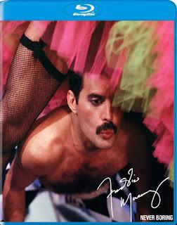 Freddie Mercury: Never Boring [BD25]