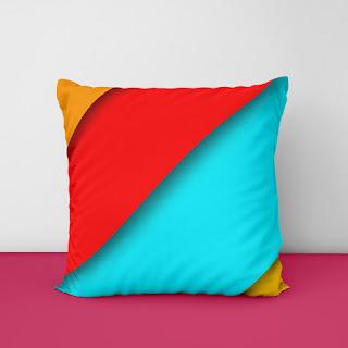 purple cushion covers