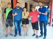 Vinícius Louro declara apoio a pré-candidatos do grupo político em Timbiras