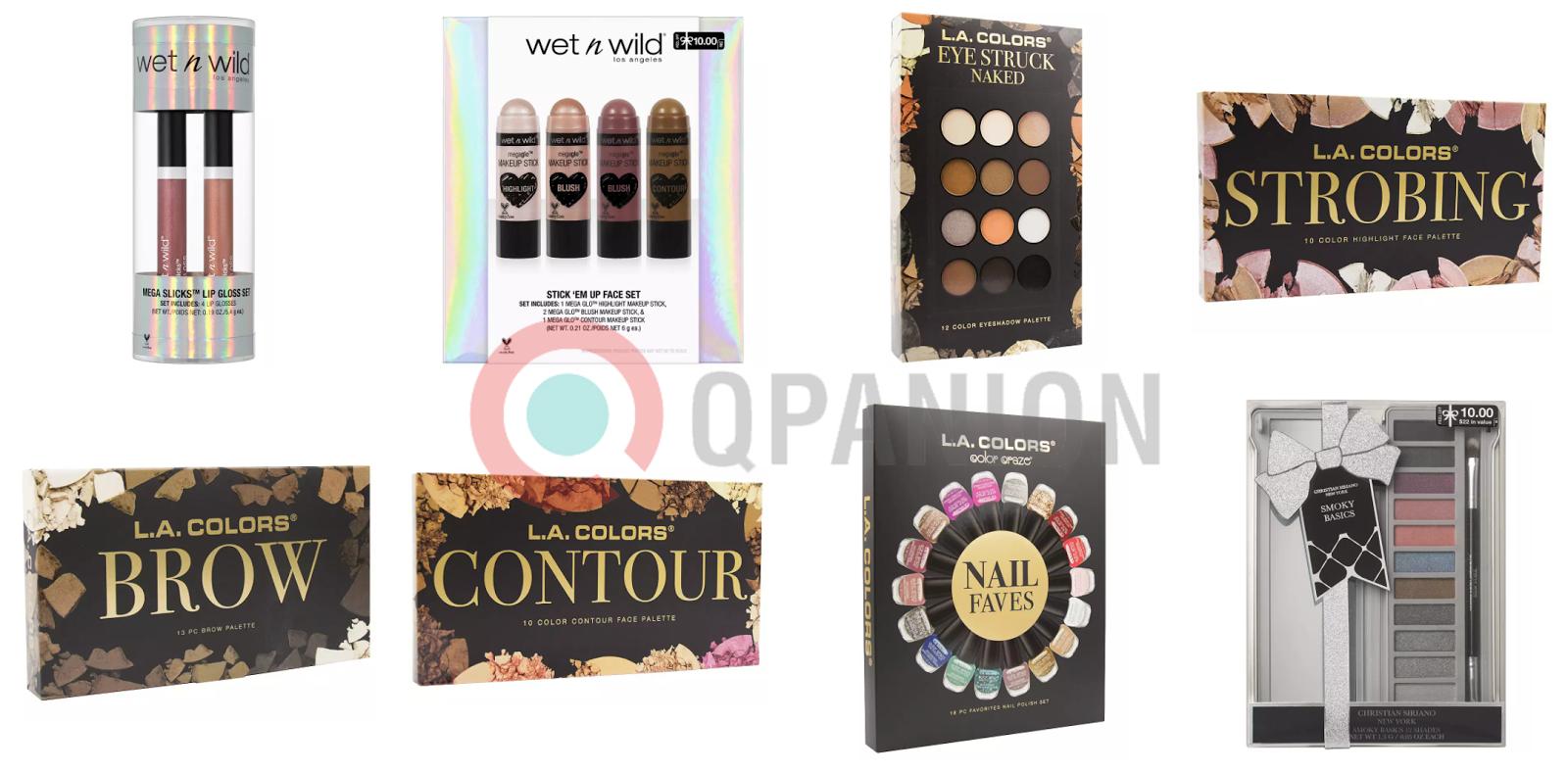 Walgreens 70 Off Beauty Set Brands Wet N Wild La