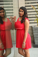 Shravya Reddy in Short Tight Red Dress Spicy Pics ~  Exclusive Pics 038.JPG