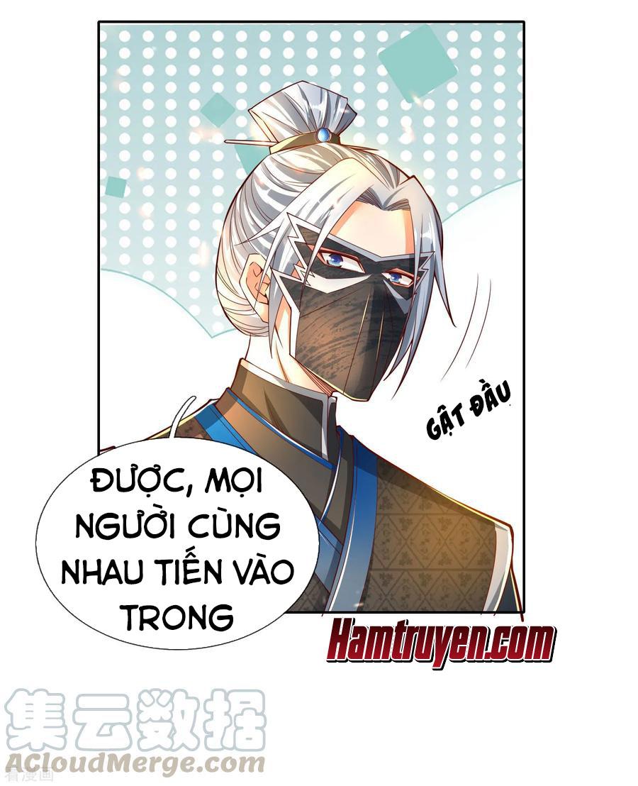 Nghịch Thiên Kiếm Thần chap 250 - Trang 16