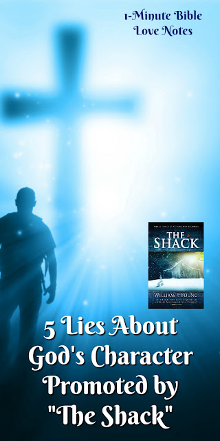 Scripture, The Shack,