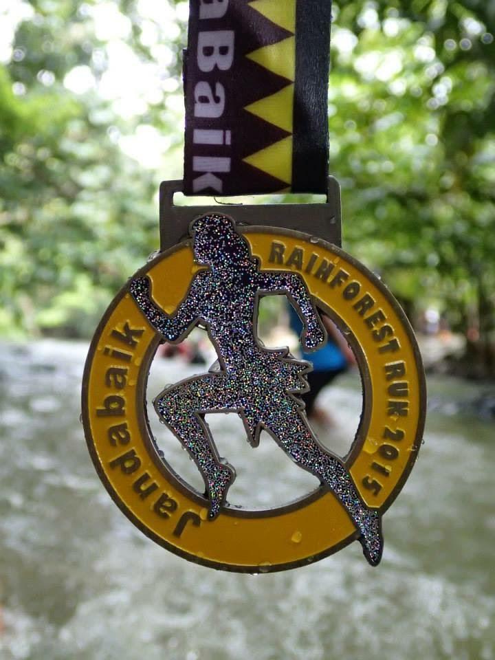 The Running Deo Janda Baik International Rainforest Run Race Report