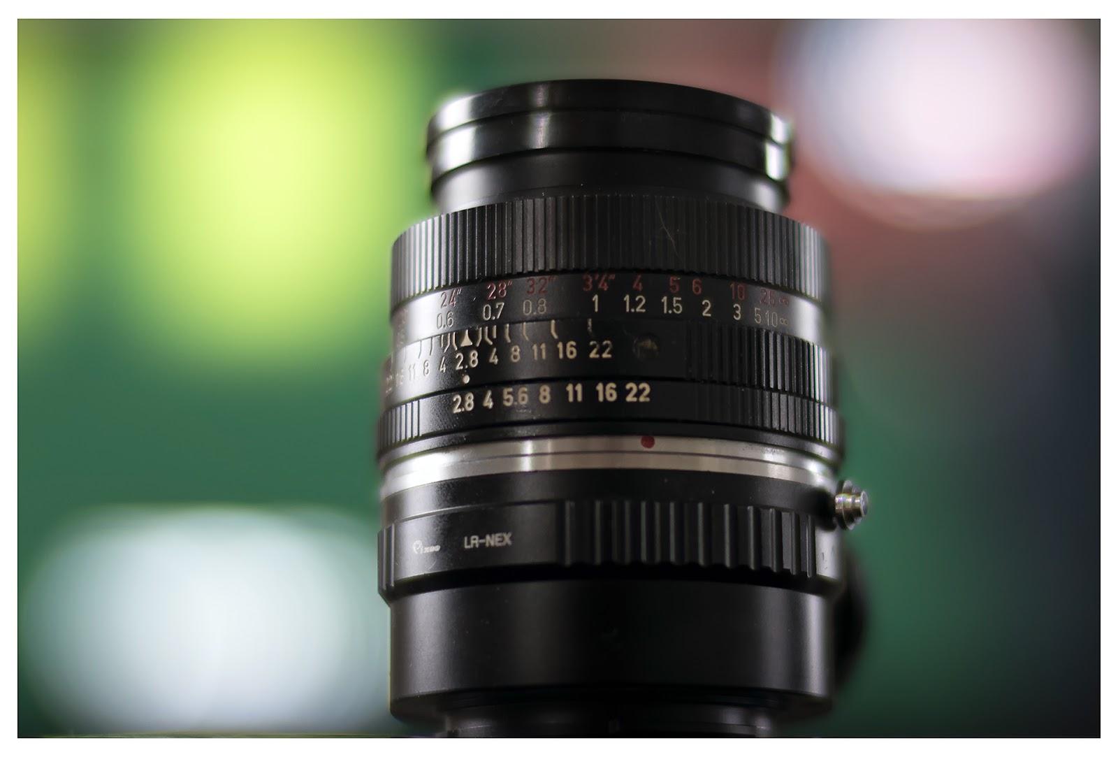 Voigtlander 35mm f 1.2 Nokton III VM | grandangolo