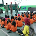 Siswa TK Dharma Wanita I Gesing Kunjungi Kodim 0706 Temanggung Ingin Lebih Dekat Dan Ingin Tau Dengan TNI