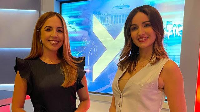 Shaina Cabán y Valeria Collazo
