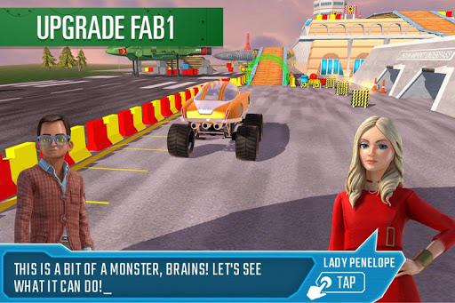 game racing paling seru 2017 Re:Monster Parker's Driving Challenge v1.1