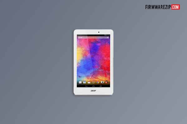 Acer A1-850 Firmware