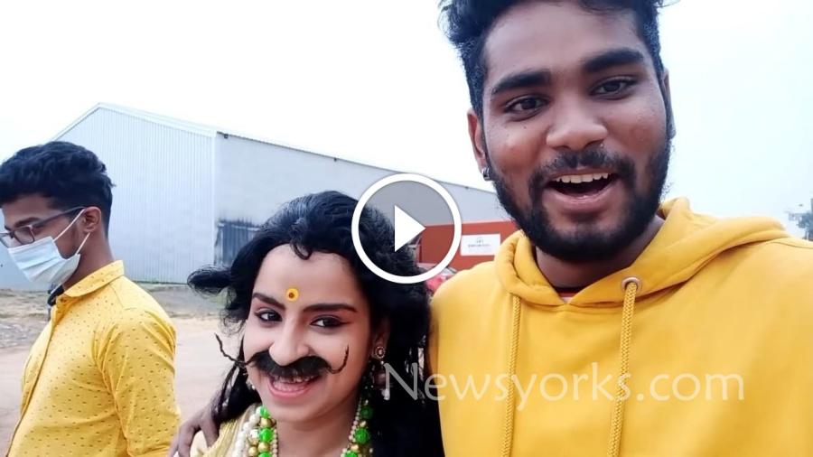 குக் வித் கோமாளி செட்டுக்கு வந்து SURPRISE கொடுத்த சாம் விஷால் !! அசந்து போன சிவாங்கி !!