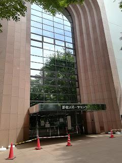 新宿スポーツセンタープール