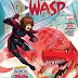 The Unstoppable Wasp - 3 (Cover & Description)