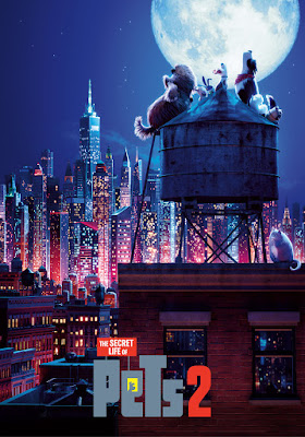 The Secret Life Of Pets 2 |2019| |DVD| |NTSC| |Custom| |Latino|