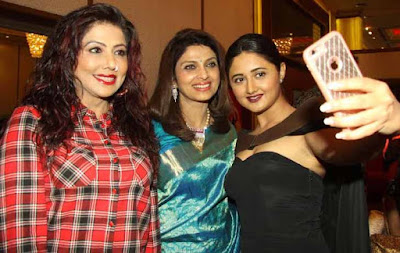 Tinaa Ghaai, Varsha, Rashmi Desai, Club Andheri, Golden Achiever Awards, Glitz and Glamour, AIAC, Awards for Excellence