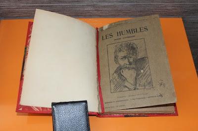 Les Humbles, cahier n°1 de 1913 (collection privée)