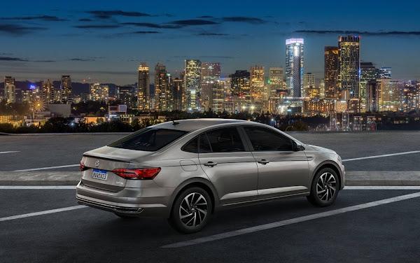 VW Virtus 2022