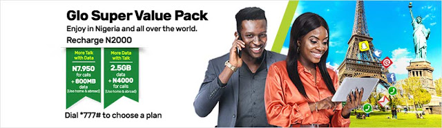 How To Activate Glo Super Value Pack And The Benefits