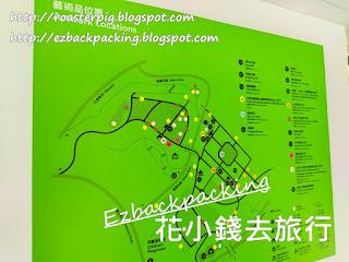 動植物公園展覽+展覽地圖