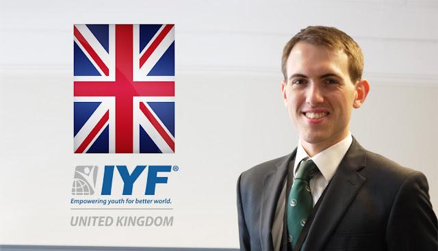 Jody DEANS, IYF Representative to the United Kingdom
