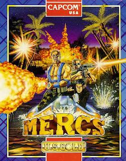Mercs ( Arcade )