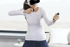 Tidak Pusing Saat Menggunakan Headset VR