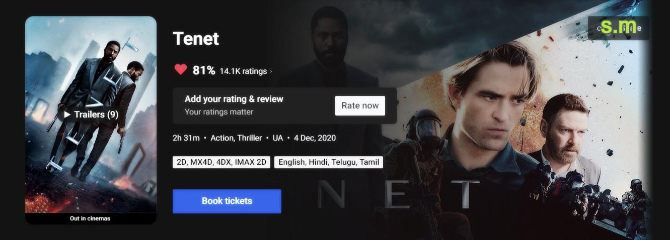 Tenet Movie Download In Hindi Filmyzilla Tamilrocker