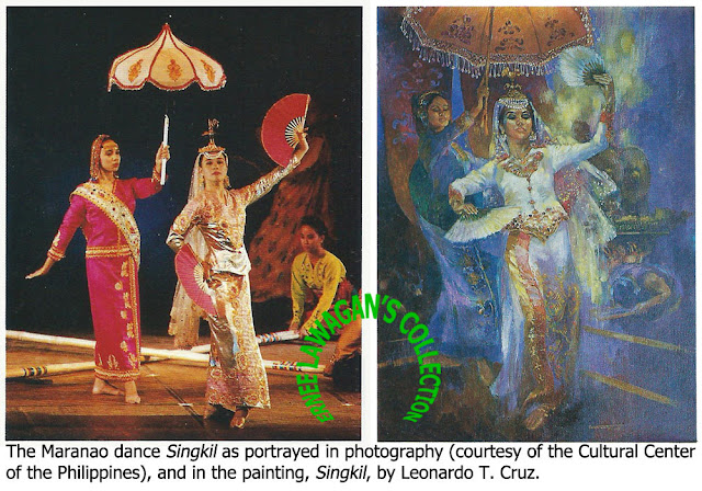 a comparison between singkil and indarapatra The maranao dance called singkil is in the repertory of all filipino dance troupes there are many interpretations of this dance in 1958 the bayanihan.