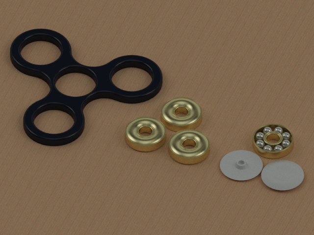 Render Spinner (part)