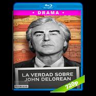 La verdad sobre John DeLorean (2019) BRRip 720p Latino