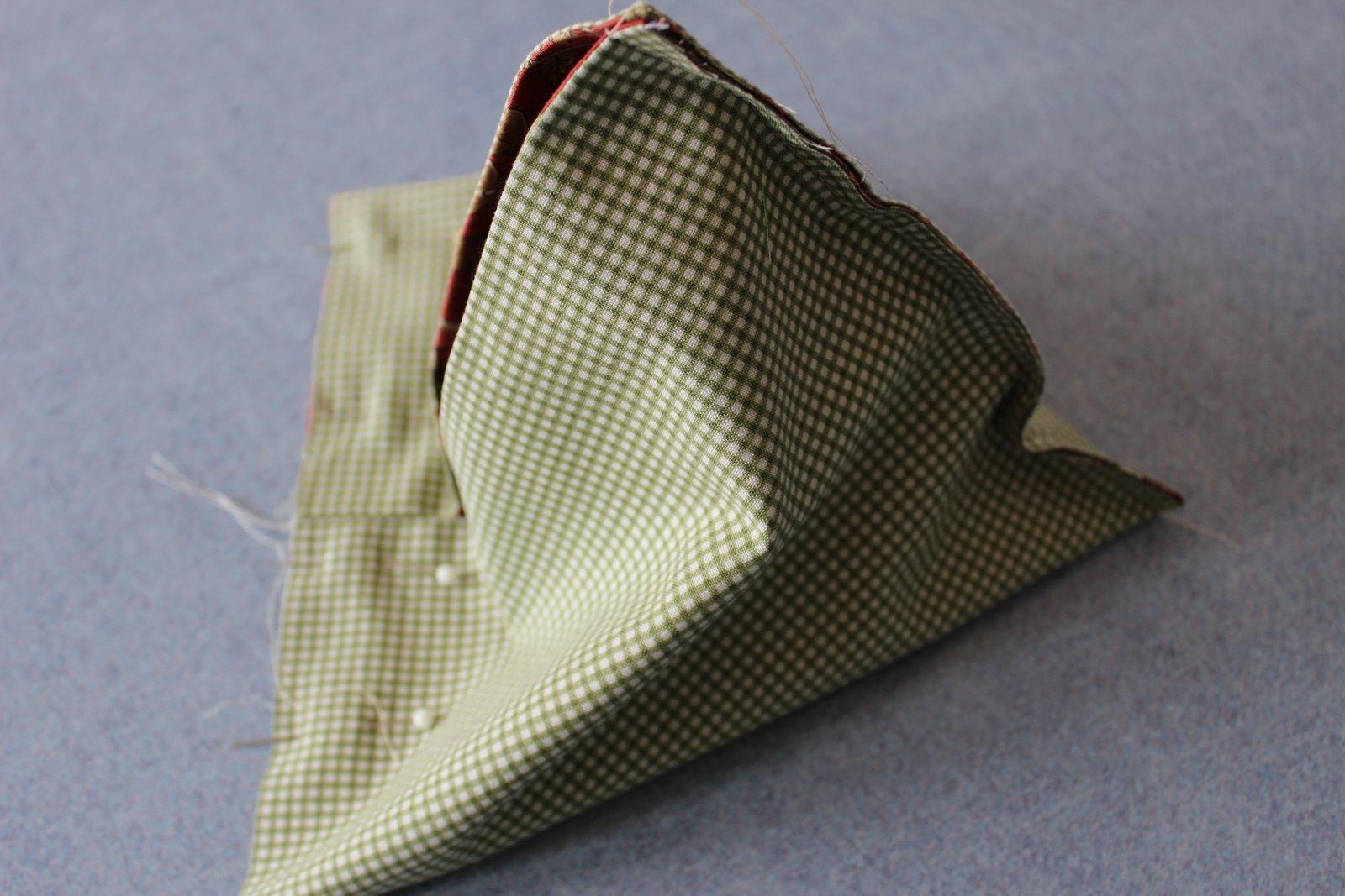 Make Life Beautiful Guest Tutorial Pyramid Bags