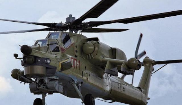 Συρία - Δύο ρώσοι πιλότοι νεκροί μετά από συντριβή ελικοπτέρου!
