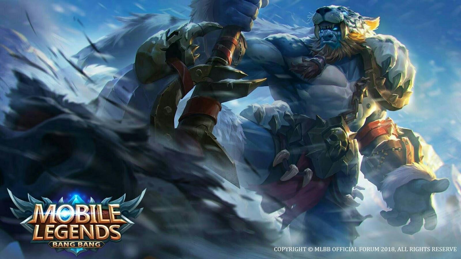 Balmond Savage Hunter Wallpaper Mobile Legends HD for PC