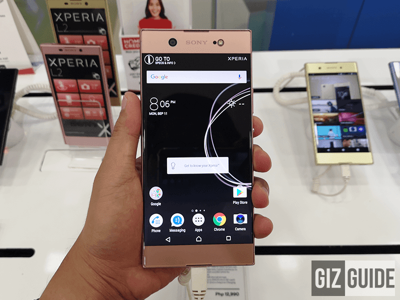 Sale Alert: Sony Xperia XA1 Ultra is now priced at just PHP 12,990