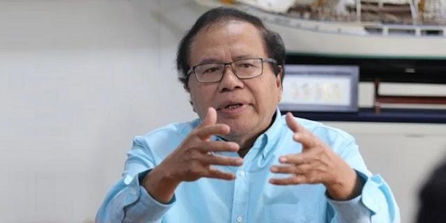 Soal Presiden 3 Periode, Rizal Ramli: Apa Perlu ya Jokowi Sumpah di Atas Kitab Suci?