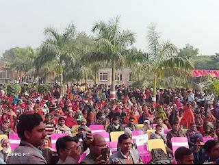 गांधी केवल एक व्यक्ति ही नहीं बल्कि एक चिंतन है: प्रो. निर्मला एस. मौर्य | #NayaSaberaNetwork