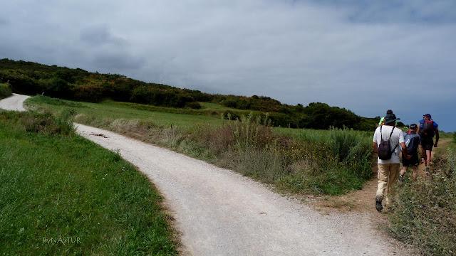 Senda costera de Llanes a Villahormes - Asturias