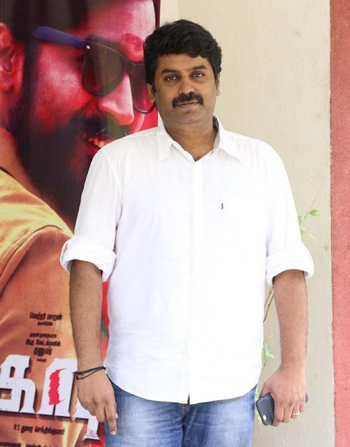Kodi Tamil Movie Press meet Stills