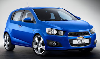 Review Sekilas Chevrolet Aveo Mobil Compact Bagus Banget