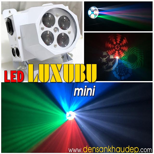 Đèn Led Luxubu mini giá rẻ trang trí phòng karaoke