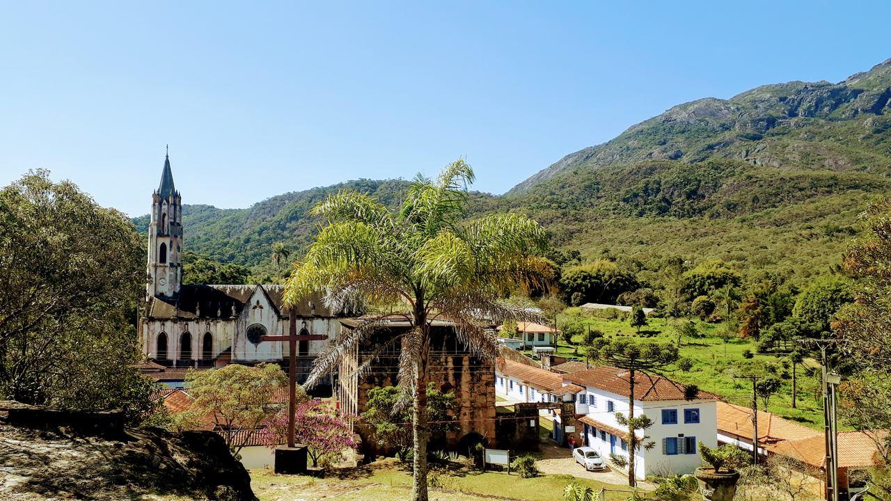 Turismo de Isolamento - Hotéis e Pousadas na Estrada Real
