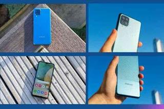 Ulasan Samsung Galaxy A12: Baterai bongsor dengan harga terjangkau