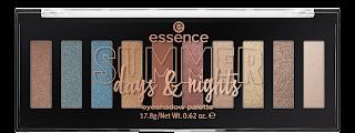 essence Trend Edition SUMMER days & nights sunshine on my mind oogschaduw palette