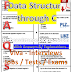Data Structure through C PDF Interview Questions and Answers, FAQs, Concepts, Notes