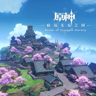 Genshin Impact Original Soundtrack Realm of Tranquil Eternity
