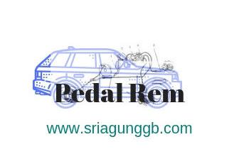 Pemeriksaan dan Penyetelan pedal rem (tinggi,gerak bebas,dan jarak cadangan)