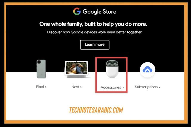 Google Pixel Buds  Technotesarabic.com
