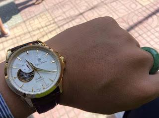 Tham khảo một số thương hiệu đồng hồ nam 5 triệu đáng mua nhất orient seiko tissot