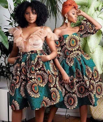 Latest Native Styles for Nigerian Ladies