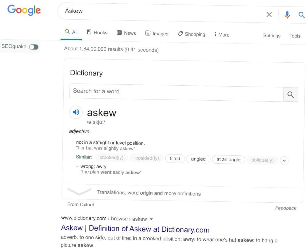 "<img src=""askew.jpg"" alt=""askew google tricks, funny google ricks"" title=""funny google tricks"">"
